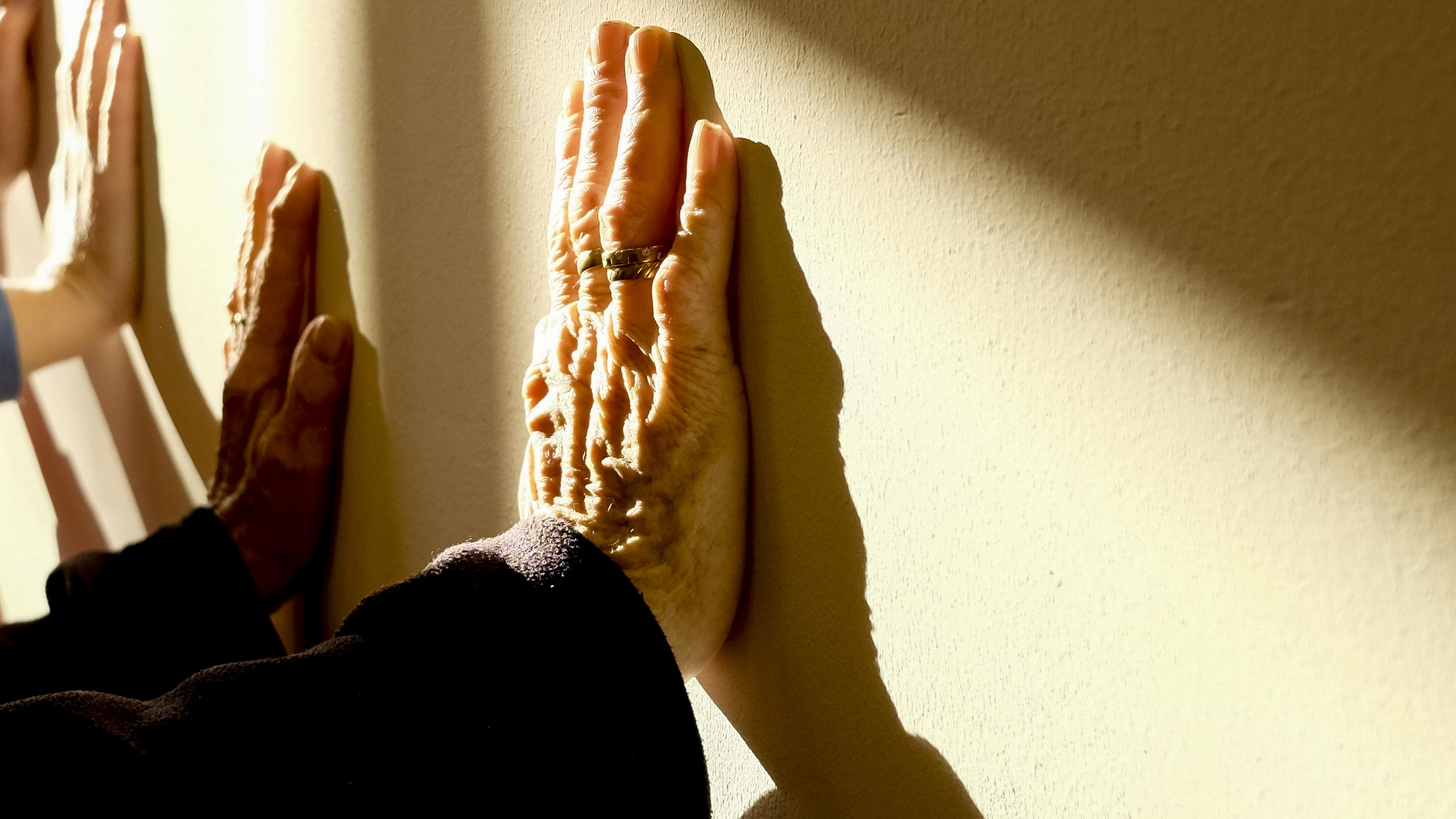 activité sensorielle personne âgée